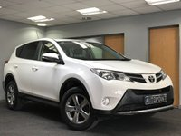 USED 2015 15 TOYOTA RAV4 2.0 D-4D BUSINESS EDITION 5d 124 BHP