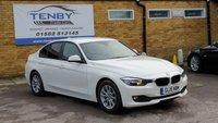 2015 BMW 3 SERIES 2.0 320D EFFICIENTDYNAMICS BUSINESS 4d AUTO 161 BHP £12484.00