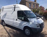 USED 2012 12 FORD TRANSIT 2.2 350 H/R 1d 99 BHP
