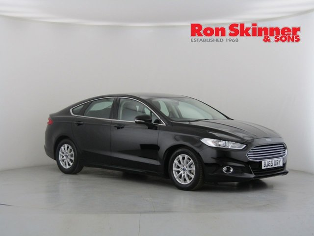 View our 2016 65 FORD MONDEO 1.5 ZETEC ECONETIC TDCI 5d 114 BHP