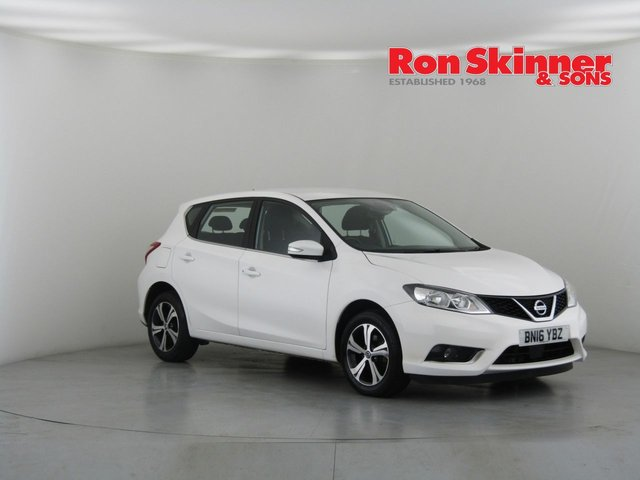 View our 2016 16 NISSAN PULSAR 1.2 ACENTA DIG-T 5d 115 BHP