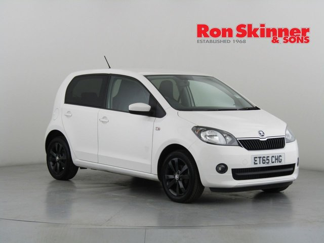 View our 2016 65 SKODA CITIGO 1.0 BLACK EDITION MPI 5d 59 BHP