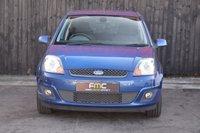 USED 2008 08 FORD FIESTA 1.4 ZETEC BLUE 3d 80 BHP Full Service History