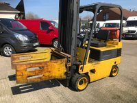 1970 CATERPILLAR ALL MODELS Caterpillar T40 Gas Forklift £1500.00