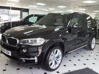 2014 BMW X5 3.0 XDRIVE30D SE 5d AUTO 255 BHP £SOLD