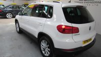 USED 2011 61 VOLKSWAGEN TIGUAN 2.0 TDI BlueMotion Tech SE 4WD (s/s) 5dr 1 FORMER KEEPER-FULL VW S/H-