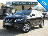 USED 2014 64 NISSAN QASHQAI 1.2 ACENTA DIG-T 5d 113 BHP Full Nissan Service History
