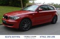 USED 2010 BMW 1 SERIES 2.0 116I 3d AUTO 121 BHP JUST ARRIVED, FULL HISTORY