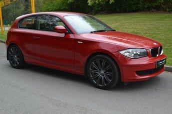 2010 BMW 1 SERIES 2.0 116I 3d AUTO 121 BHP £SOLD