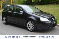 USED 2006 56 VOLKSWAGEN GOLF 2.0 GT TDI 3d 138 BHP JUST ARRIVED, FULL HISTORY