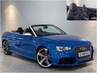 USED 2015 15 AUDI A5 4.2 RS5 FSI QUATTRO [HUGE SPEC £12k+]