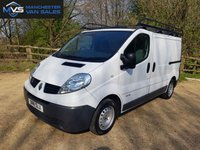 USED 2011 11 RENAULT TRAFIC 2.0 SL27 DCI 5d *NO VAT* 115 BHP AIR CON FACTORY SAT NAV  CRUISE, ELECTRIC PACK NATIONWIDE DELIVERY RAC WARRANTY