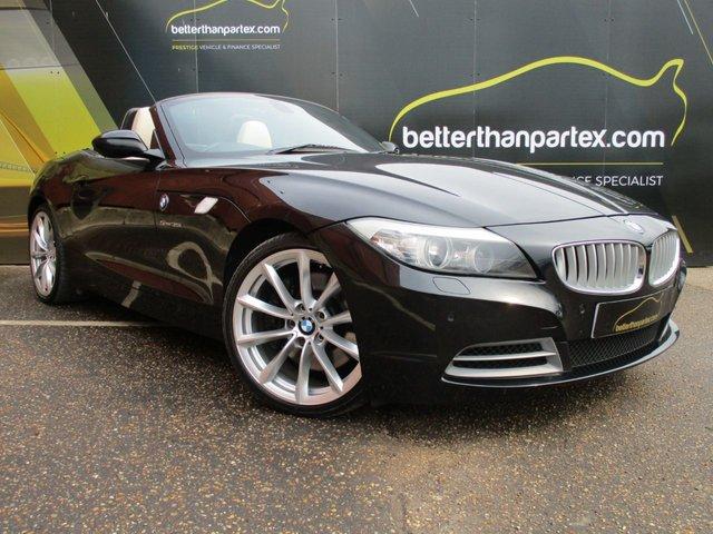 2009 59 BMW Z4 3.0 Z4 SDRIVE35I ROADSTER 2d AUTOMATIC SAT NAV 302 BHP