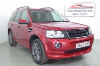 USED 2013 63 LAND ROVER FREELANDER 2.2 TD4 DYNAMIC 5d 150 BHP Satellite Navigation, Cruise, Heated electric leather seats, Full Landrover Service History