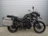 USED 2017 17 TRIUMPH TIGER Tiger 800 XCA ABS