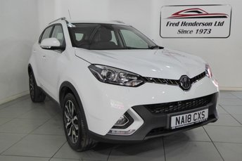 2018 MG GS 1.5 EXCLUSIVE 5d 164 BHP £13995.00