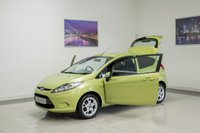 USED 2010 60 FORD FIESTA 1.2 EDGE 3d 81 BHP While in Preparation All our Cars are Serviced with a New MOT and Undergo a RAC Warranty Periodic Maintenance Inspection Check to Ensure They are Ready Before Handover