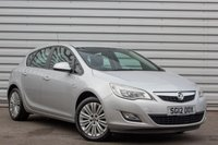 USED 2012 12 VAUXHALL ASTRA 1.4 EXCITE 5d 100 BHP November 2020 MOT & Just Been Serviced