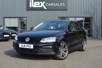 USED 2015 15 VOLKSWAGEN JETTA 2.0 S TDI BLUEMOTION TECHNOLOGY 4d 109 BHP