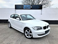 2010 BMW 1 SERIES 2.0 116D SPORT 3d 114 BHP £SOLD