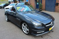2014 MERCEDES-BENZ SLK 2.1 SLK250 CDi BLUEEFFICIENCY AMG SPORT AUTO 204 BHP