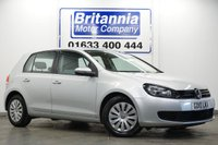 2010 VOLKSWAGEN GOLF 1.2 S TSI 5 DOOR 105 BHP £4990.00