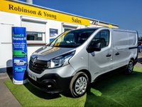 2016 RENAULT TRAFIC 1.6 SL29 BUSINESS DCI 1d 120 BHP £9495.00