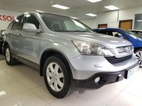USED 2007 57 HONDA CR-V 2.2 I-CTDI ES 5d 139 BHP+CLIMATE AIR CON ALLOYS CRUISE CONTROL