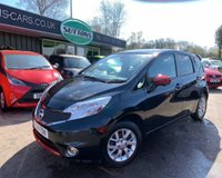 USED 2014 14 NISSAN NOTE 1.5 DCI ACENTA PREMIUM SAFETY 5d 90 BHP