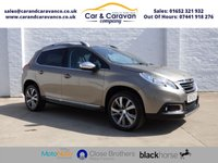 USED 2014 63 PEUGEOT 2008 1.6 E-HDI ALLURE FAP 5d 115 BHP One Owner Full Service History Buy Now, Pay Later Finance!