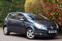 USED 2010 10 VAUXHALL CORSA 1.2 i 16v Energy 5dr (a/c) ONLY 48,000 MILES SUPERB!