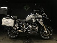 USED 2014 64 BMW R1200GS TE. 2014. FSH. 11K. SAT NAV. JUST SERVICED. VGC