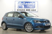 2013 VOLKSWAGEN POLO 1.4 BLUEGT TSI ACT 5 DOOR 140 BHP £7590.00