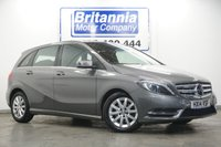 2014 MERCEDES-BENZ B CLASS B200 CDI DIESEL BLUEEFFICIENCY SE AUTOMATIC 136 BHP £9990.00