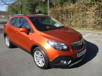 USED 2016 65 VAUXHALL MOKKA 1.4 TECH LINE 5d AUTO 138 BHP WAS £11,495 NOW ONLY £10,995 !!