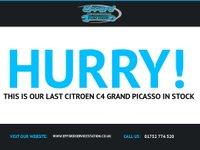 USED 2014 14 CITROEN C4 GRAND PICASSO 1.6 E-HDI AIRDREAM VTR PLUS ETG6 5d AUTO 91 BHP