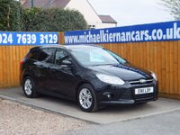 2011 FORD FOCUS 1.6 EDGE 5d 104 BHP £4795.00