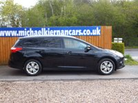 USED 2011 11 FORD FOCUS 1.6 EDGE 5d 104 BHP BLUETOOTH, AIR CON, FSH