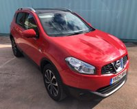 2012 NISSAN QASHQAI 1.6 N-TEC PLUS IS DCIS/S 5d 130 BHP £6995.00