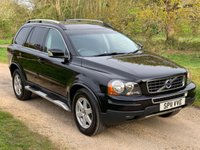 USED 2011 11 VOLVO XC90 2.4 D5 ACTIVE AWD 5d AUTO 197 BHP F/S/H, Half Leather, Climate