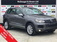 USED 2014 14 VOLKSWAGEN TOUAREG 3.0 V6 SE TDI BLUEMOTION TECHNOLOGY 5d AUTO 202 BHP