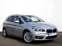 USED 2015 65 BMW 2 SERIES 2.0 220D LUXURY ACTIVE TOURER 5d AUTO 188 BHP LUXURY LINE with MEDIA NAVIGATION......
