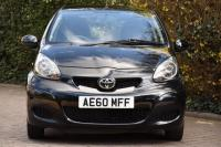 USED 2010 60 TOYOTA AYGO 1.0 Black Multimode 5dr (a/c) F/S/H 8 STAMPS STUNNING!