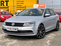USED 2015 VOLKSWAGEN JETTA 2.0 SE TDI BLUEMOTION TECHNOLOGY // Cruise Control // DAB Radio //