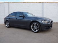2013 BMW 3 SERIES 2.0 320D SPORT 4d AUTO 184 BHP £10988.00