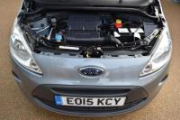 USED 2015 15 FORD KA 1.2 Edge 3dr 1 OWNER, F/F/S/H, 15,000 MILES