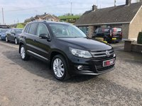 USED 2016 VOLKSWAGEN TIGUAN 2.0 MATCH EDITION TDI BMT 4 MOTION