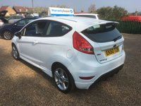 USED 2010 60 FORD FIESTA 1.6 ZETEC S TDCI 3d 94 BHP 130 POINT INSPECTION - FINANCE AVAILABLE