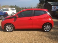 USED 2015 65 TOYOTA AYGO 1.0 VVT-I X-PRESSION 5d 69 BHP FULLY AA INSPECTED - FINANCE AVAILABLE