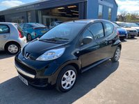 USED 2010 60 PEUGEOT 107 1.0 URBAN LITE 3d 68 BHP ONE LADY OWNER FROM NEW